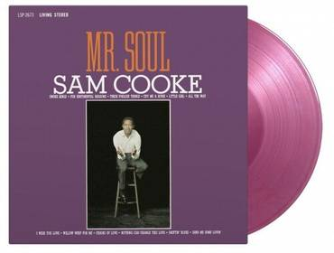 Mr. Soul [Import Limited Edition180-Gram Purple Marble Colored LP]