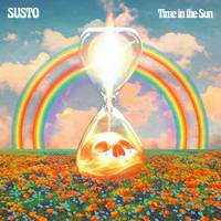 SUSTO - Time In The Sun [Indie Exclusive Limited Edition Translucent Orange LP + Autographed Poster]