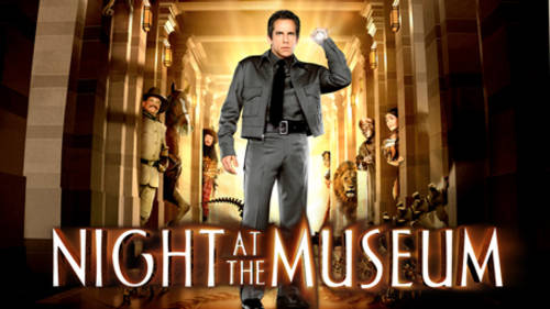 Night at the Museum [Movie]