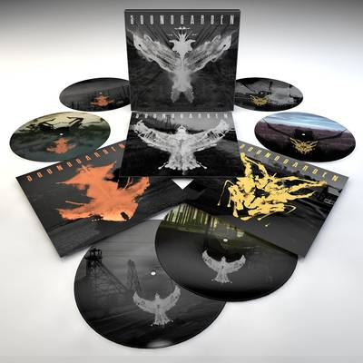 Soundgarden - Echo Of Miles: Scattered Tracks Across The Path [6LP Picture Disc]