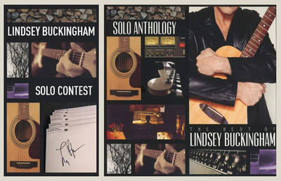 ENTER TO WIN AN AUTOGRAPHED TEST PRESSING FROM LINDSEY BUCKINGHAM