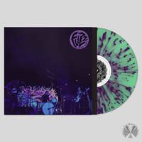FUZZ - LEVITATION Sessions [Indie Exclusive Limited Edition Green with Heavy Purple Splatter LP]