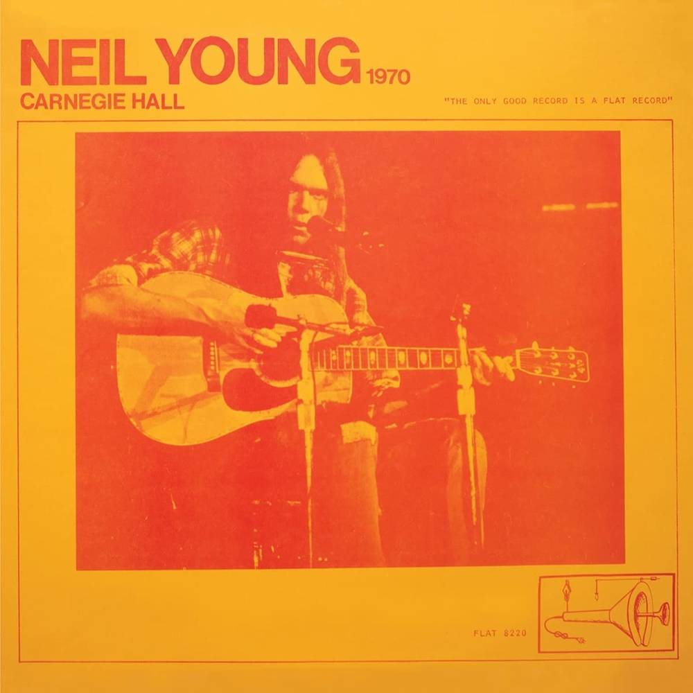 Neil Young - Carnegie Hall 1970 [2CD]