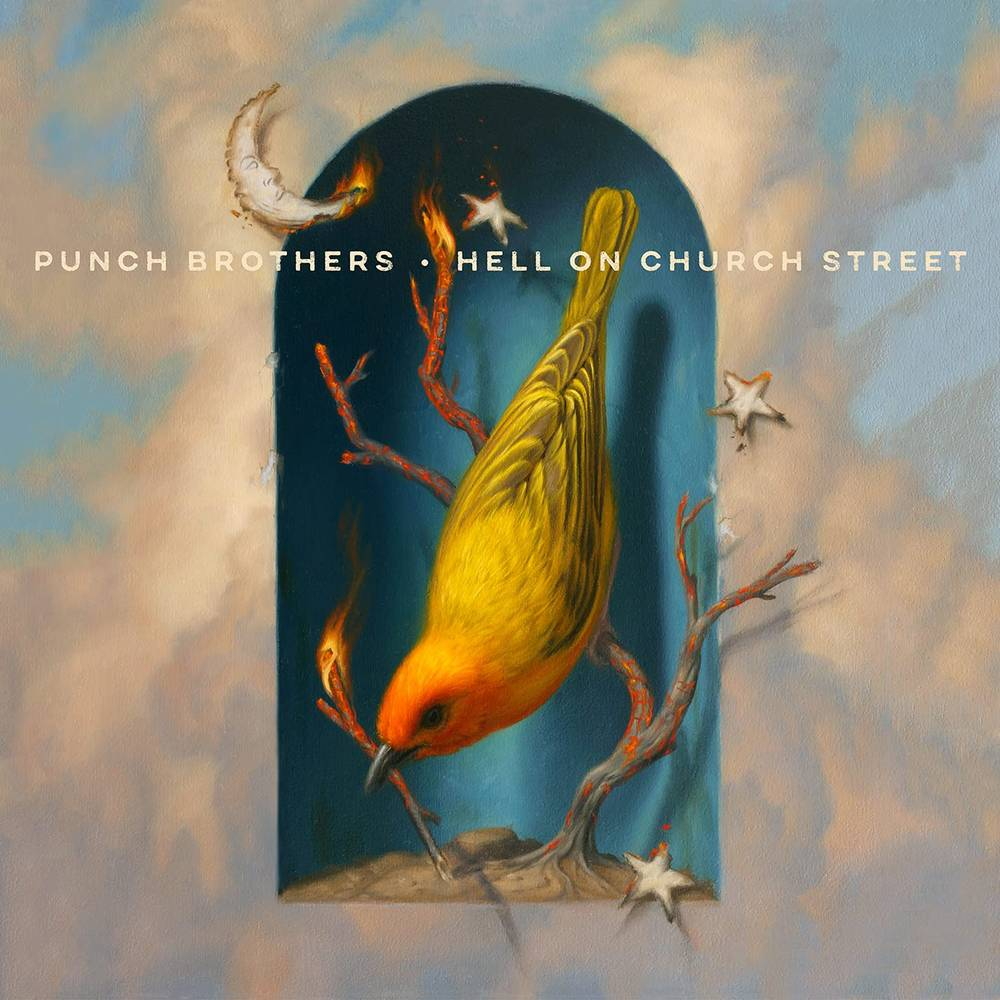 Punch Brothers - Hell on Church Street [LP]
