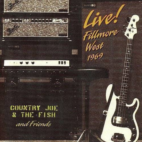 Live At Fillmore West 1969