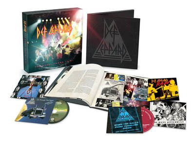 Def Leppard - The Early Years 79-81 [5 CD]