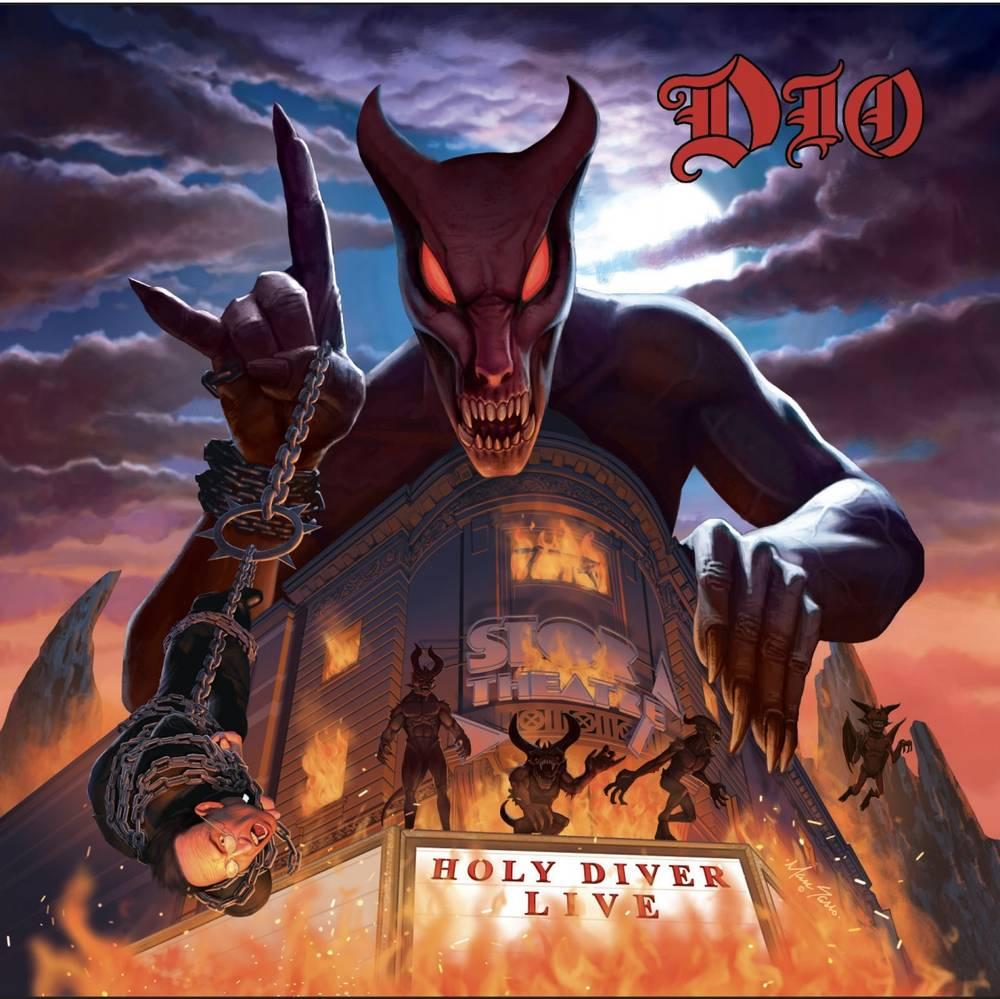 Dio - Holy Diver Live [3LP]