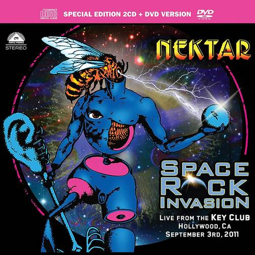 Space Rock Invasion [2CD/DVD]