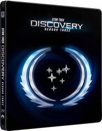 Star Trek: Discovery [TV Series] - Star Trek: Discovery: Season Three [Steelbook]