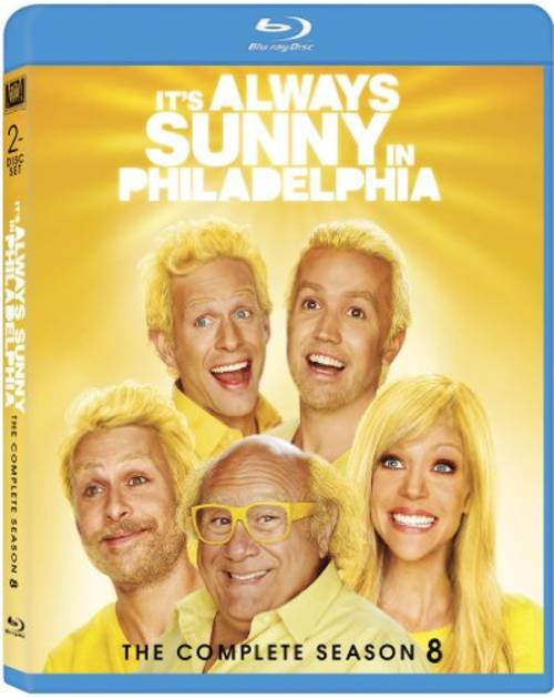 It's Always Sunny in Philadelphia: The Complete Season Eight