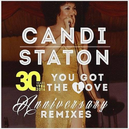 You Got The Love - 30th Year Anniversary Remixes - EP