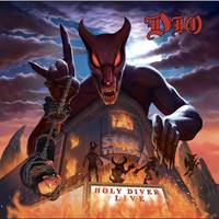 Dio - Holy Diver Live [Limited Edition 3LP Lenticular art]