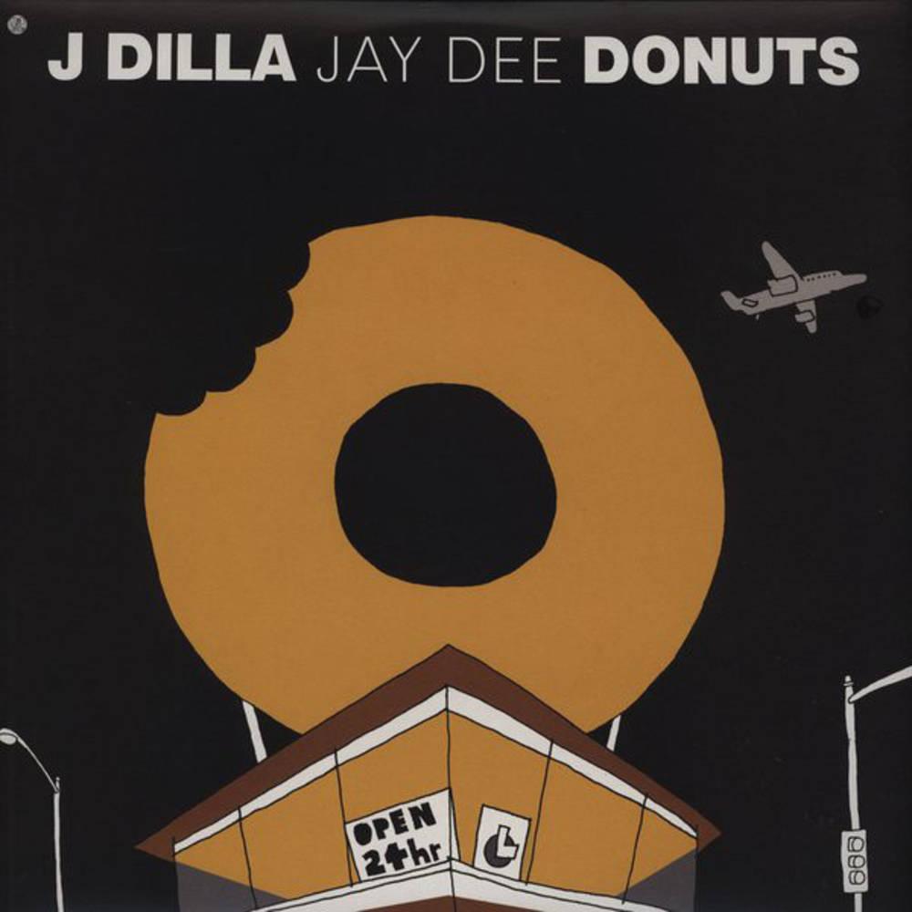 Jay Dee (A.K.A. J Dilla) - Donuts [LP]