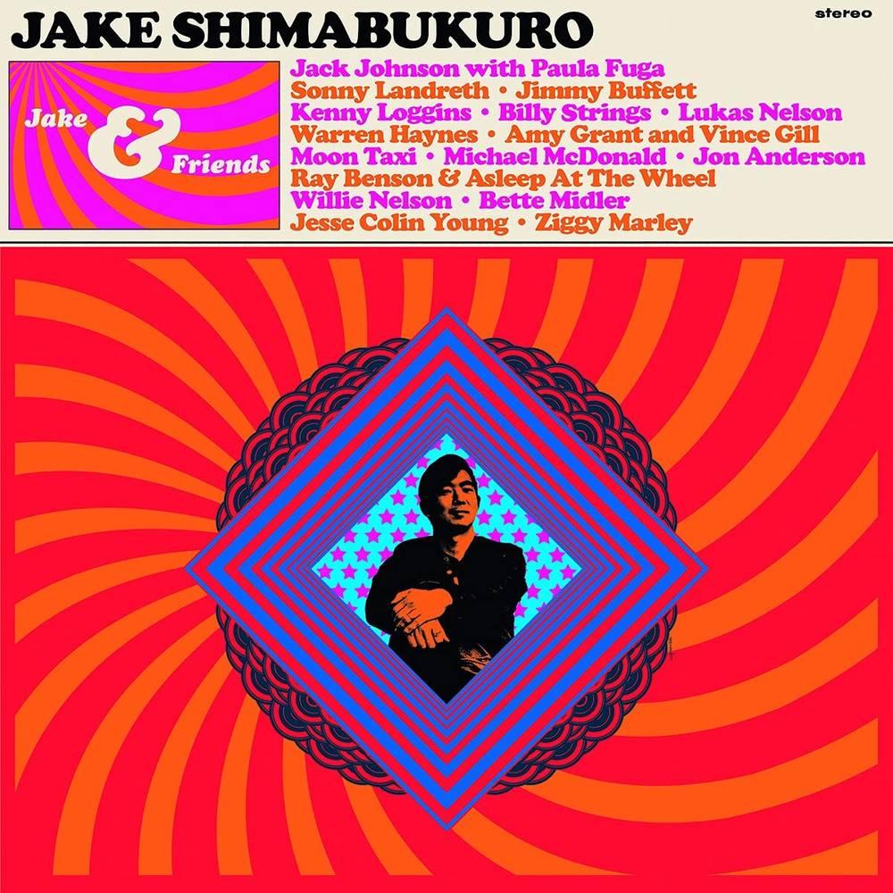 Jake Shimabukuro - Jake & Friends [2LP]