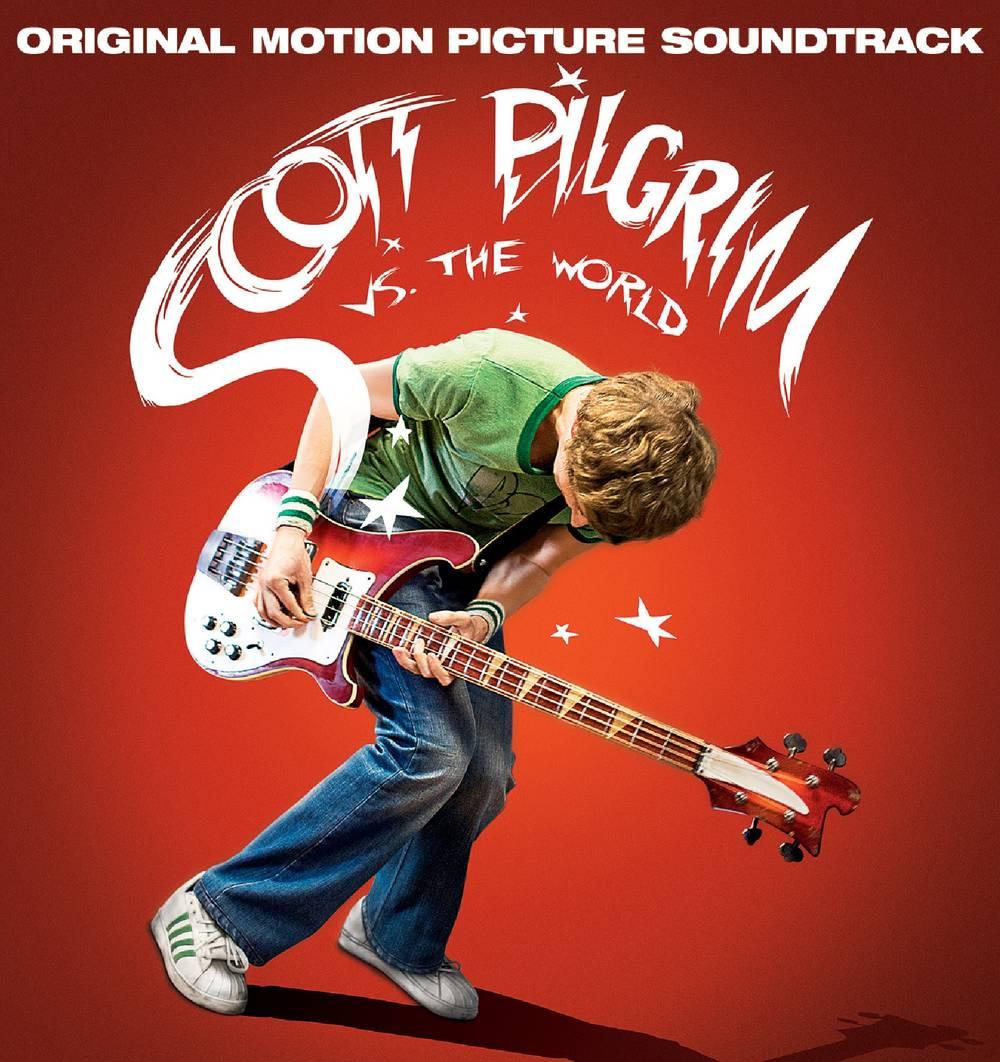 Scott Pilgrim vs. The World [Movie] - Scott Pilgrim vs. The World [Ramona Flowers Edition LP]