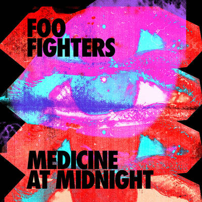 Foo Fighters - Medicine at Midnight [Indie Exclusive Limited Edition Blue LP]