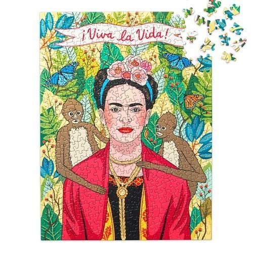 Puzzle - Frida Viva La Vida