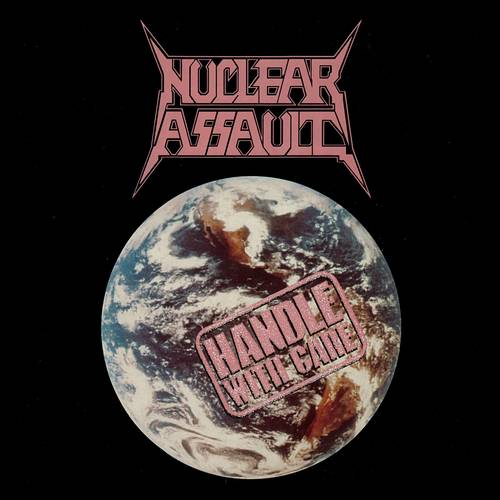Nuclear Assault - Handle WIth Care [Indie Exclusive Limited Edition Magna Red LP]