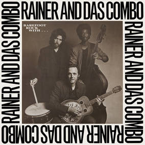 Barefoot Rock with Das Combo (CD)
