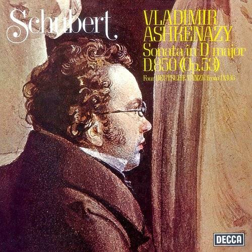 Piano Sonata No.17 In D, D.850: Schubert: Piano Sonata No.17; Four Dances, D.366