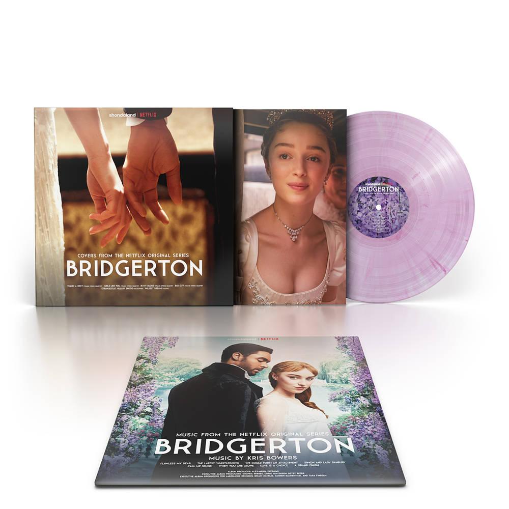Kris Bowers - Bridgerton (Music From The Netflix Original Series) [Daphne's Dream Purple LP]