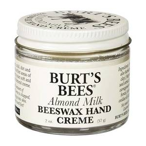 Almond Milk Beeswax Hand Creme
