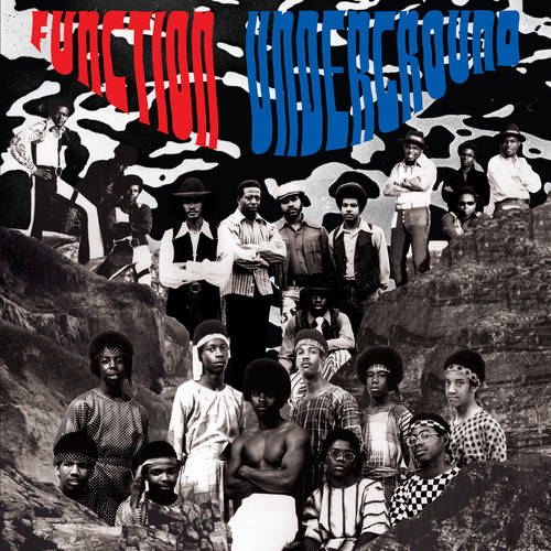 Function Underground: The Black & Brown American Rock Sound 1969-1974