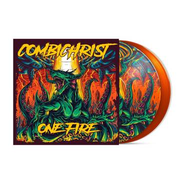 One Fire [Limited Picture Disc / Orange 2LP]