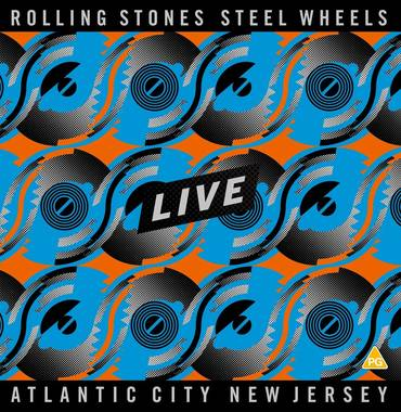 Steel Wheels Live: Live From Atlantic City, NJ, 1989 [3CD/2DVD/Blu-ray Deluxe Edition]