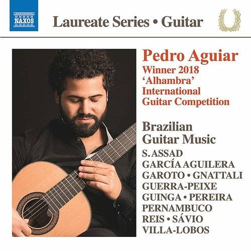 Brazilian Guitar Music / Various