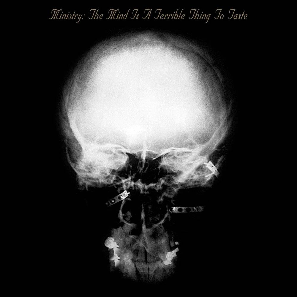 Ministry - The Mind Is A Terrible Thing To Taste [Import]