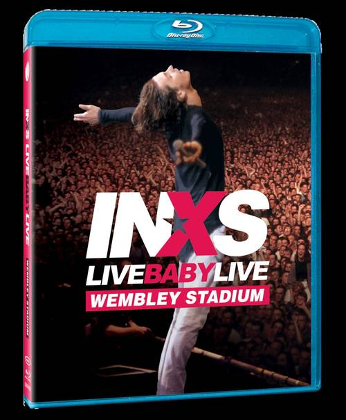 Live Baby Live - Live At Wembley Stadium [Blu-ray]