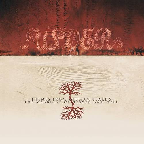 Ulver - Themes From William Blake's 'The Marriage Of Heaven & Hell' [Indie Exclusive Limited Edition Red & White 2LP]