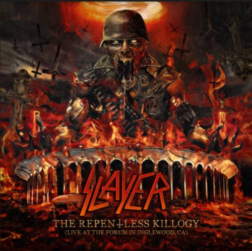 The Repentless Killogy (Live at The Forum in Inglewood, CA) [2CD]