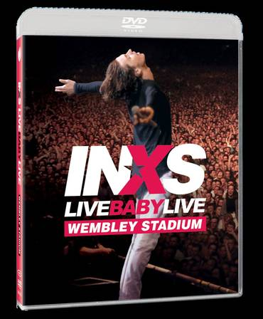 Live Baby Live - Live At Wembley Stadium [DVD]