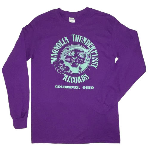 Magnolia Thunderpussy - Purple Long Sleeve (S)