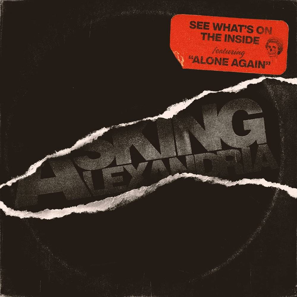 Asking Alexandria - See What's On The Inside [Red LP]