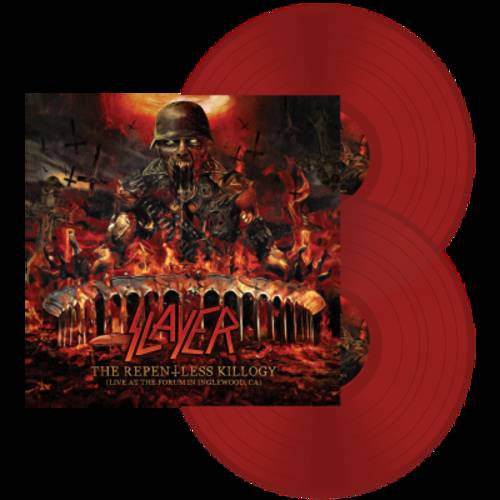 The Repentless Killogy (Live at The Forum in Inglewood, CA) [Limited Edition Red 2LP]