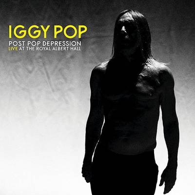 Iggy Pop - Post Pop Depression: Live At The Royal Albert Hall [3LP]