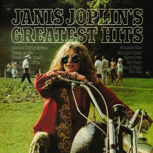Janis Joplin's Greatest Hits (Uk)