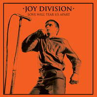 Joy Division - Love Will Tear Us Apart - Halloween Edition [Vinyl Single]