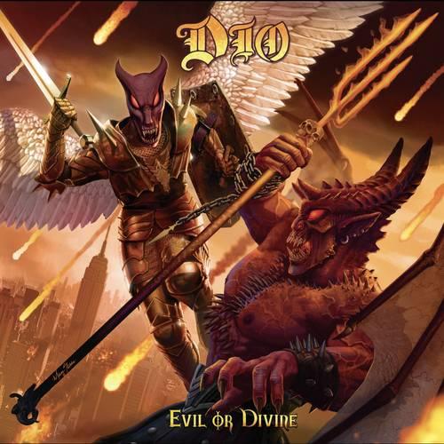 Dio - Evil or Divine [Limited Edition 3LP Lenticular art]