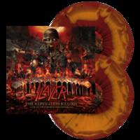 Slayer - The Repentless Killogy (Live at The Forum in Inglewood, CA) [Indie Exclusive Limited Edition Red/Orange/Black 2LP]