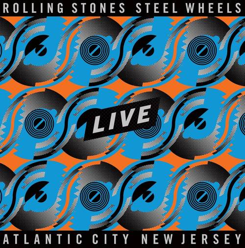 Steel Wheels Live: Live From Atlantic City, NJ, 1989 [Import 4LP]
