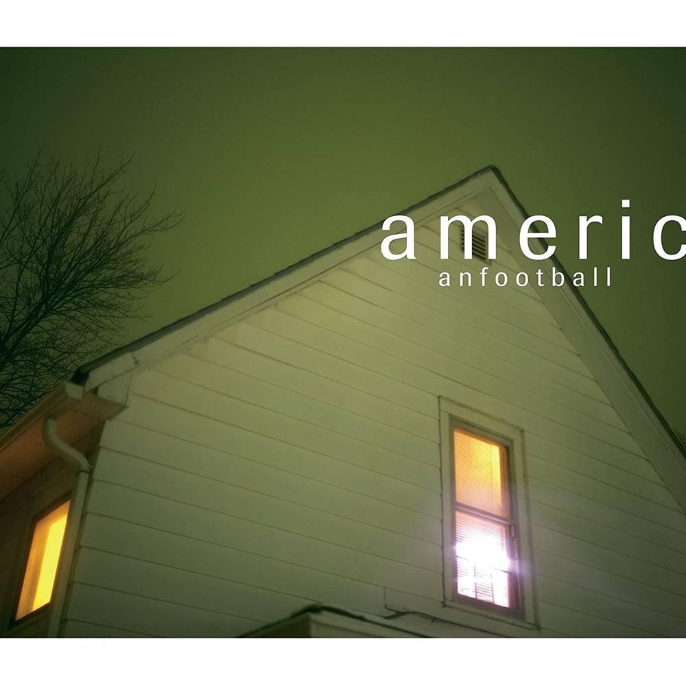American Football - American Football [Green LP]