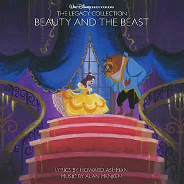 Walt Disney Records The Legacy Collection: Beauty And The Beast [Soundtrack 2CD]
