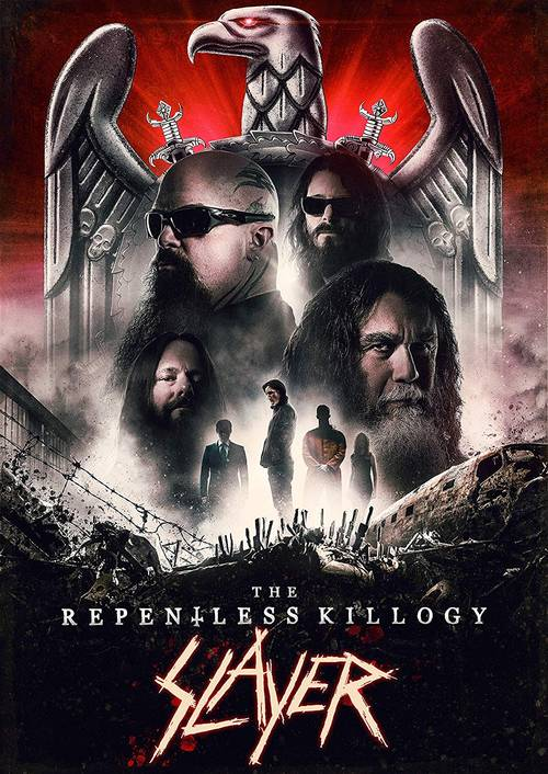 The Repentless Killogy [Blu-ray]