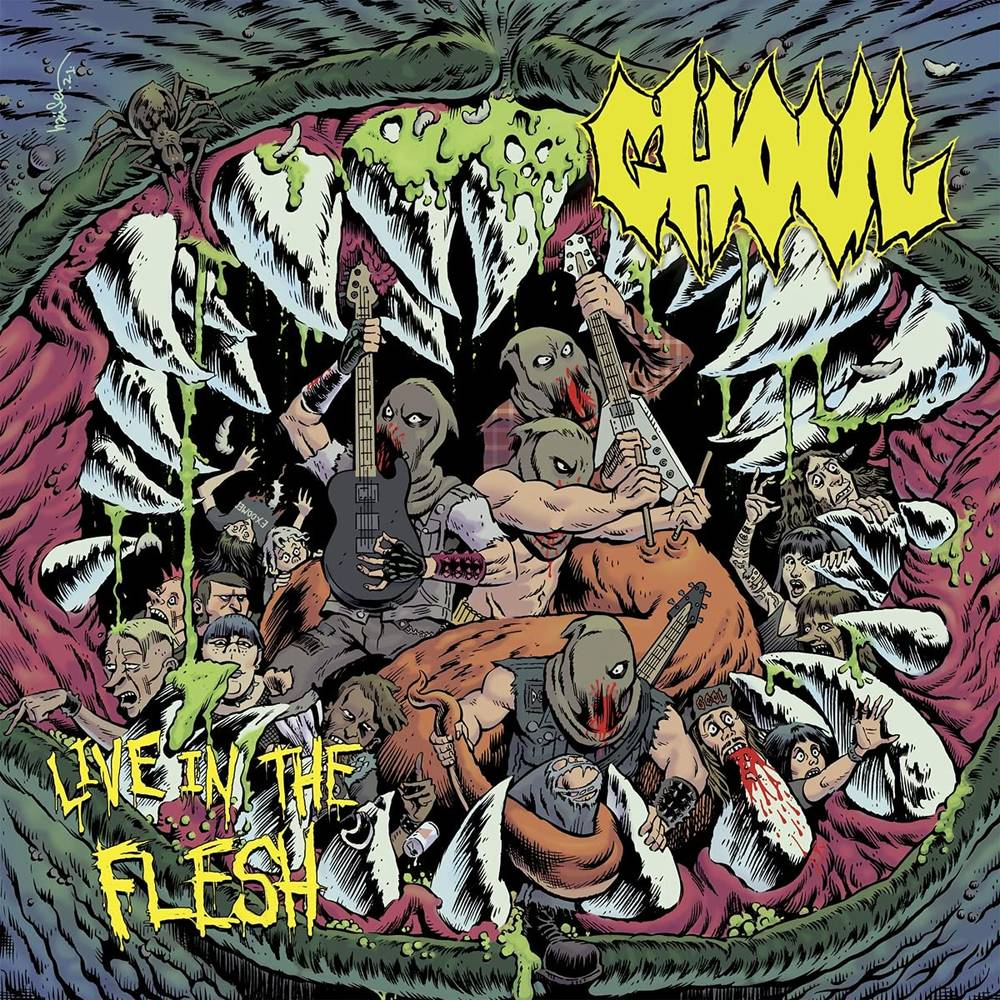 Ghoul - Live In The Flesh [2LP]