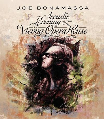 Joe Bonamassa - Acoustic Evening At The Vienna Opera House [Import]