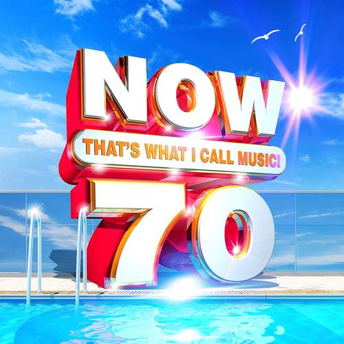 NOW That's What I Call Music Vol. 70